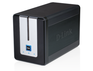 DNS-323_side